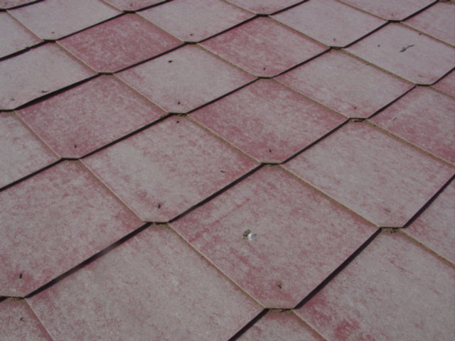 Asbestos Roofing Tiles Also Known As Transite