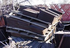 Selling Old Roof Tile